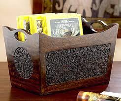 photo holder diy wooden magazine holder