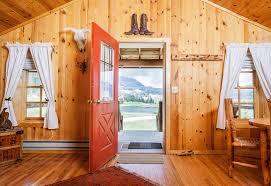 Luxury Cabin Homes Luxury Cabins Near Jackson Hole U0026 Yellowstone National Park