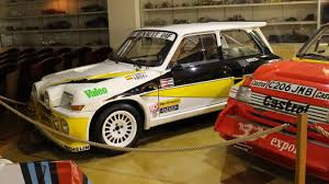 renault 5 turbo group b is this europe u0027s best car museum retro mr