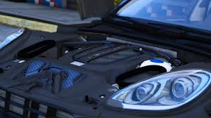 porsche macan 2016 blue 2016 porsche macan turbo add on replace gta5 mods com