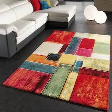 tappeti design moderni tappeto moderno splash di design tappeto colorato a quadri modello