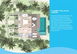 kuramathi sunset pool villa kuramathi island pinterest villas