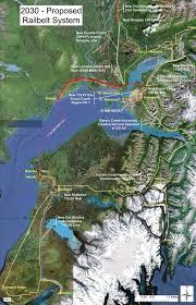 Kenai Alaska Map by Alaska Journal Final Railbelt Electric Plan Cost Estimate Nears