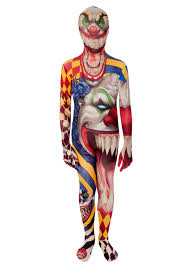 Body Halloween Costumes Adults Clown Costumes Kids Clown Halloween Costume