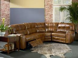 leather sectional sofa with recliner top leather reclining sectional sofa best images about reclining