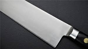 Carbon Kitchen Knives by