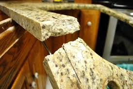 Support For Granite Bar Top Kitchen Reno Removing Our Sink U0026 Our Old Granite Counters Young