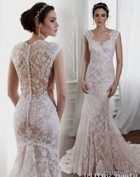 pink lace wedding dress pale pink lace wedding dress 2016 2017 b2b fashion