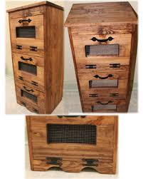 here s a great deal on potato bin wood storage rustic vegetable