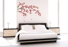 cherry blossom wall sticker small home decor inspiration great