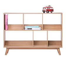 furniture extraordinary ideas for scandinavian bookshelves wood