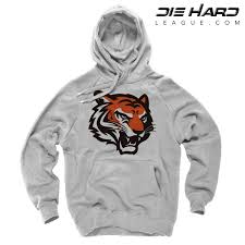 bengals hoodie cincinnati alternate logo white hoodie great deal