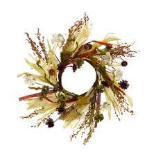 candle wreaths wayfair