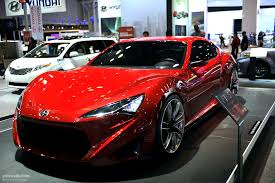 toyota frs car scion fr s concept is a futuristic kind of funky autoevolution