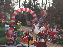 Outside Decorations For Christmas Walmart by Inflatable Outdoor Christmas Decorations Walmart Inflatable