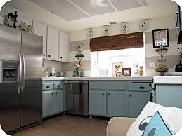 kitchen diy decoration in vintage modern kitchen idea creative