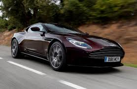 purple aston martin aston martin db11 v8 build better on top of best road tests