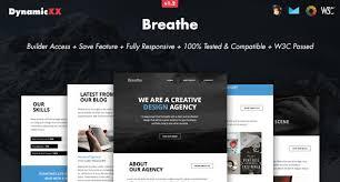 breathe v1 2 responsive email online builder themelock com