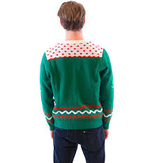 thanksgiving dog sweater amazon com let u0027s get baked happy gingerbread green ugly
