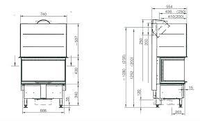 Visio Floor Plan by Visio 3 The Barn