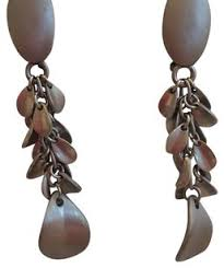 s clip on earrings chico s wedding earrings up to 90 at tradesy