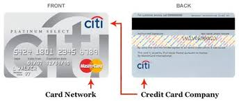 difference between credit card issuer and credit card network