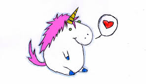 unicorn clipart chubby pencil and in color unicorn clipart chubby