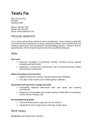 resume template nz cerescoffee co