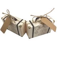 verpackungen fã r hochzeitsgeschenke 50 stücke kreative mini koffer pralinenschachtel süßigkeiten