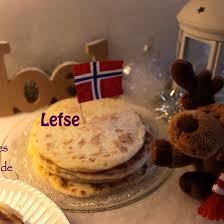 recette de cuisine a base de pomme de terre recette lefse crêpes sucrées norvégiennes à base de pommes de terre