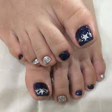 25 eye catching pedicure ideas for spring toe nail designs