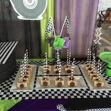 grave digger monster truck birthday party supplies monster jam gravedigger birthday party ideas photo 1 of 10