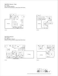 Floor Plan Survey Penthouse The Verve