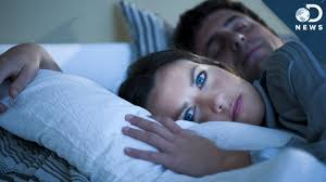 how anxiety messes with your sleep youtube