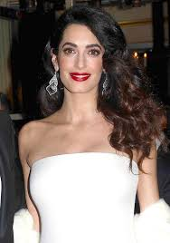 is amal clooney hair one length 287 best amal clooney s style images on pinterest amal clooney