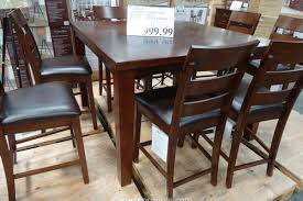 overstock dining room tables dining room table sets costco retailmenot overstock com
