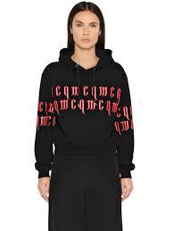 alexander mcqueen women clothing sweatshirts online shop