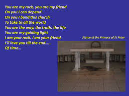 Guiding Light Church You Are My Rock Fishing On The Lake One Day He Came And Called To