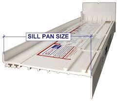 Patio Door Sill Pan Suresill Sloped Sill Pan Suresill Protect Your Investments