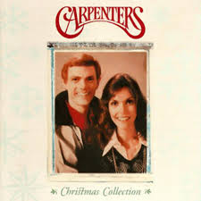 christmas photo albums carpenters christmas collection 1984 the 25 greatest