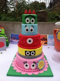 Yo Gabba Gabba Images by Gabba Gabba Cakes 28 Images Yo Gabba Gabba Cake Cakecentral