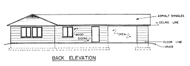 front to back split house plans arts