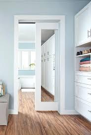 Pocket Closet Door Pocket Door Ideas Pocket Doors With Glass Plan Interior Sliding