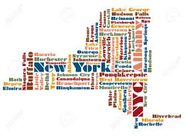 Map New York State New York State Map Stock Photos U0026 Pictures Royalty Free New York