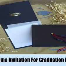 how to make graduation invitations unique graduation invitations dancemomsinfo