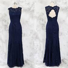 navy bridesmaid dresses lace bridesmaid dress bridesmaid gown navy blue bridesmaid