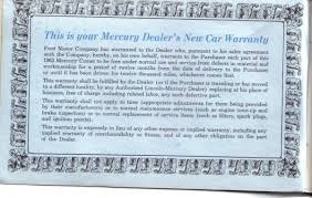 1963 comet owners manual mercury automobile history u2013 super marauder