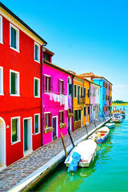 colorful cities 1395 best world images on pinterest venice venice italy and