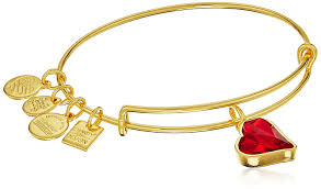 design bangle bracelet images Alex and ani charity by design product red heart of jpg