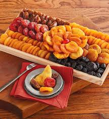 dried fruit gifts deluxe dried fruit tray dried fruit gifts harry david